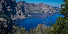 Crater Lake - Deep Blue