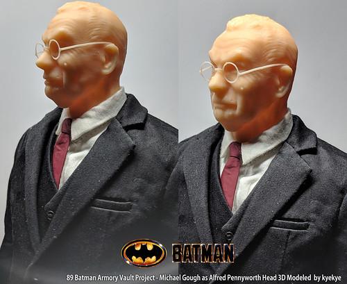 1/6 Scale 89 Batman Armory Custom (3D Print) 45432573824_5c99932aba