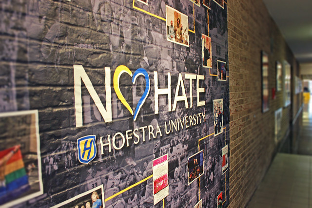 No Hate at Hofstra