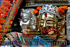 """ SPELLBINDING MANDI SHIVRATRI MANDI "" 