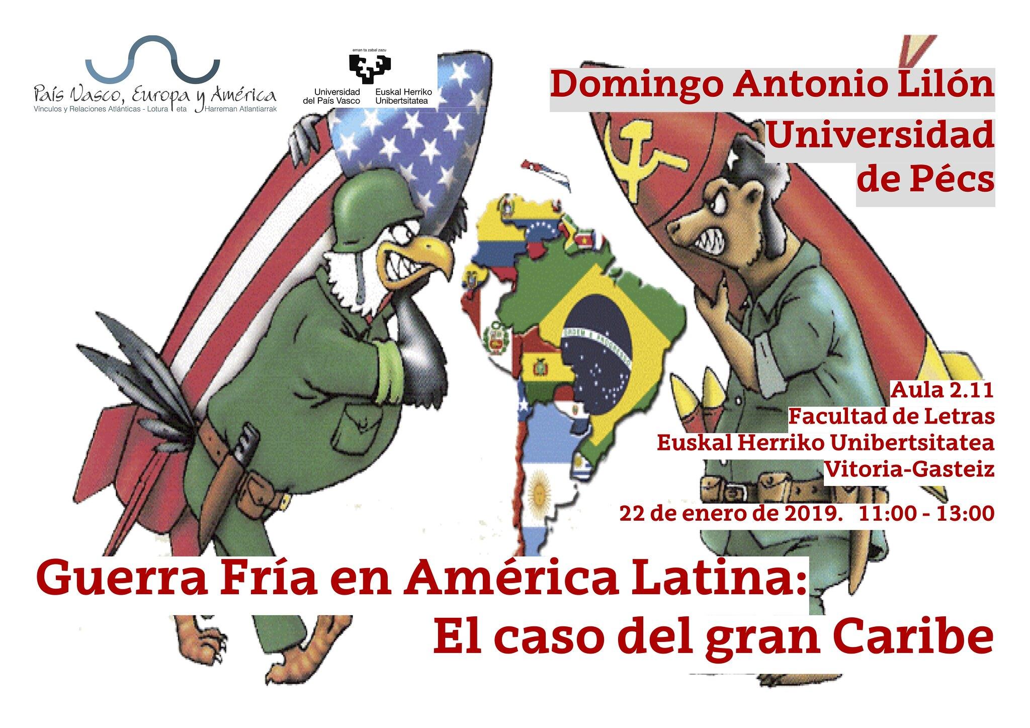 Cartel Guerra Fría y América Latina