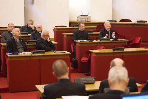 Spotkanie Rady Naukowej KEP, Warszawa, 9.11.2018