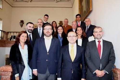 Receção ao Embaixador da Moldávia (1)