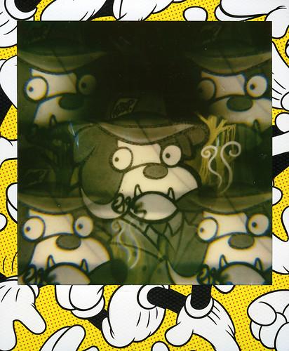 Graffiti Tournai (+ lens Spectra #105)