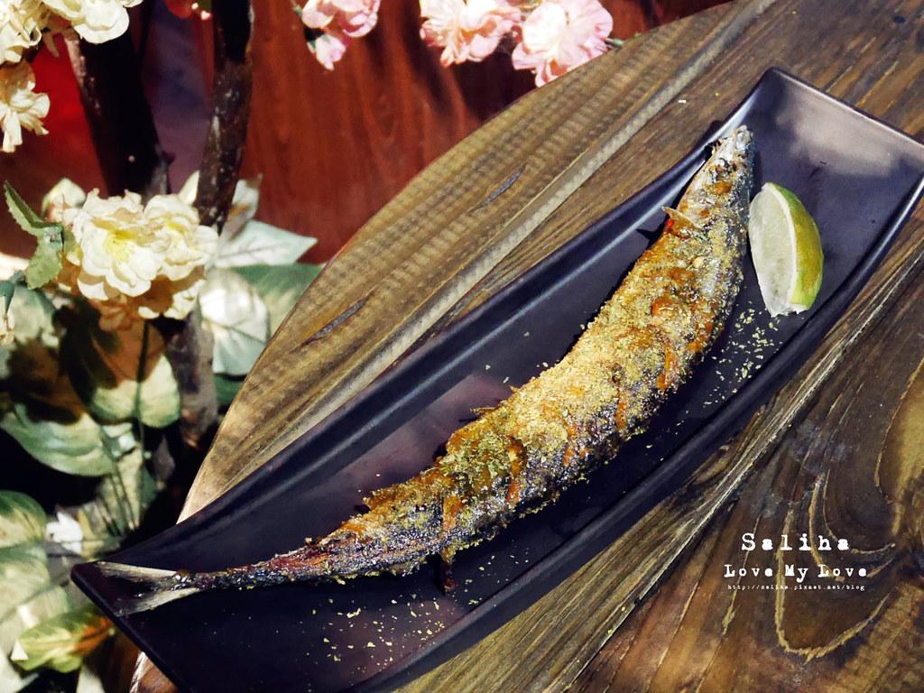 新北永和永安市場站附近好吃餐廳美食串燒居酒屋推薦燒鳥串道 (21)