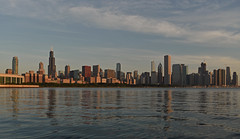 USA - Illinois - Chicago - Skyline