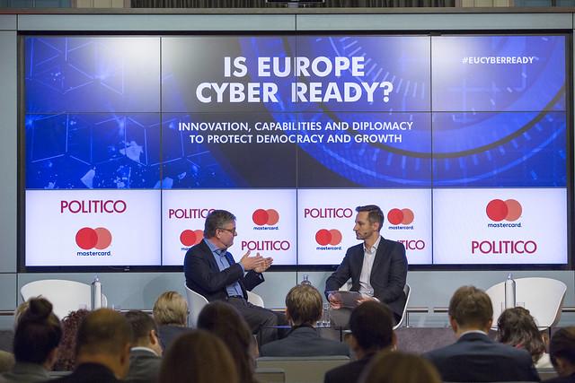 2018-11-16 | Is Europe Cyber Ready?