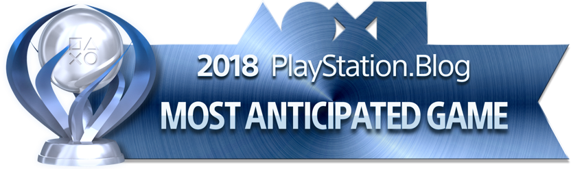 Most Anticipated Game - Platinum