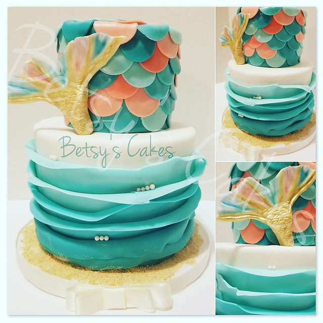 Cake by Betsy's Cakes