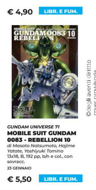 Mobile Suit Gundam 0083 Rebellion Vol 10