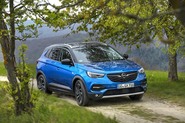 Comprar Opel Grandland X