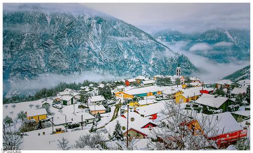 Wintertag in der Schweiz / Winter day in Switzerland