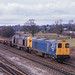 20047+20158 At Hatton. 22/03/1986.