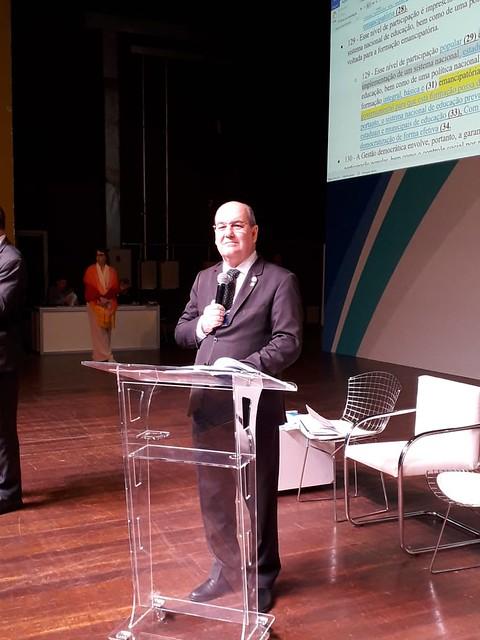 Participação da UMESP na 3ª Conferência Nacional de Educação (CONAE), Brasília, de 21 a 23 de Novembro