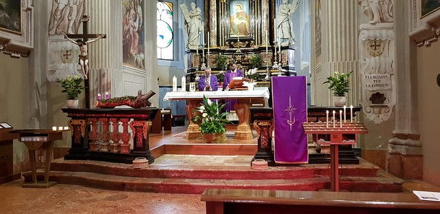 Santuario N.S. dei Miracoli della Caravina, Cressogno (CO)