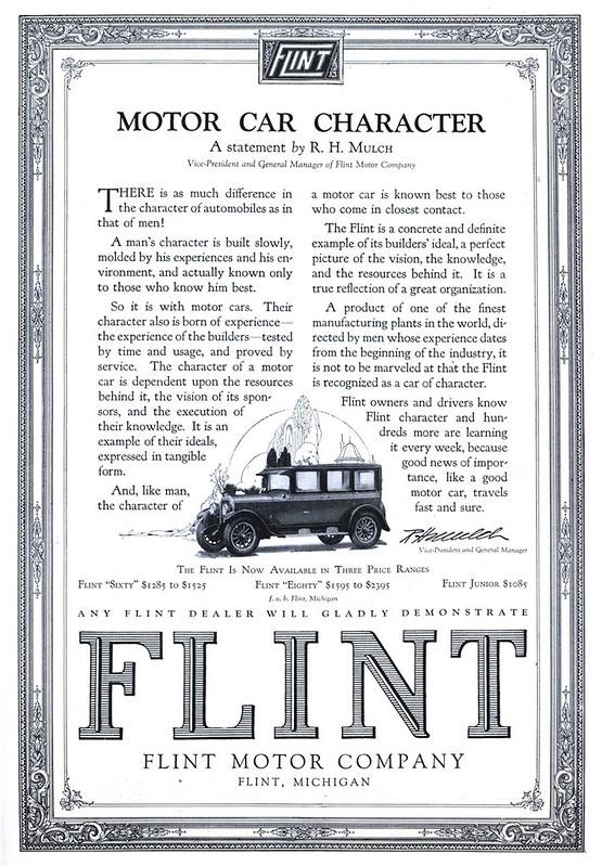 1926 Flint