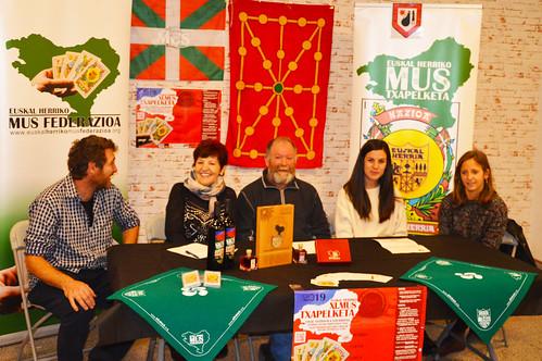 2018-2019 Euskal Herriko XI. Mus Txapelketa