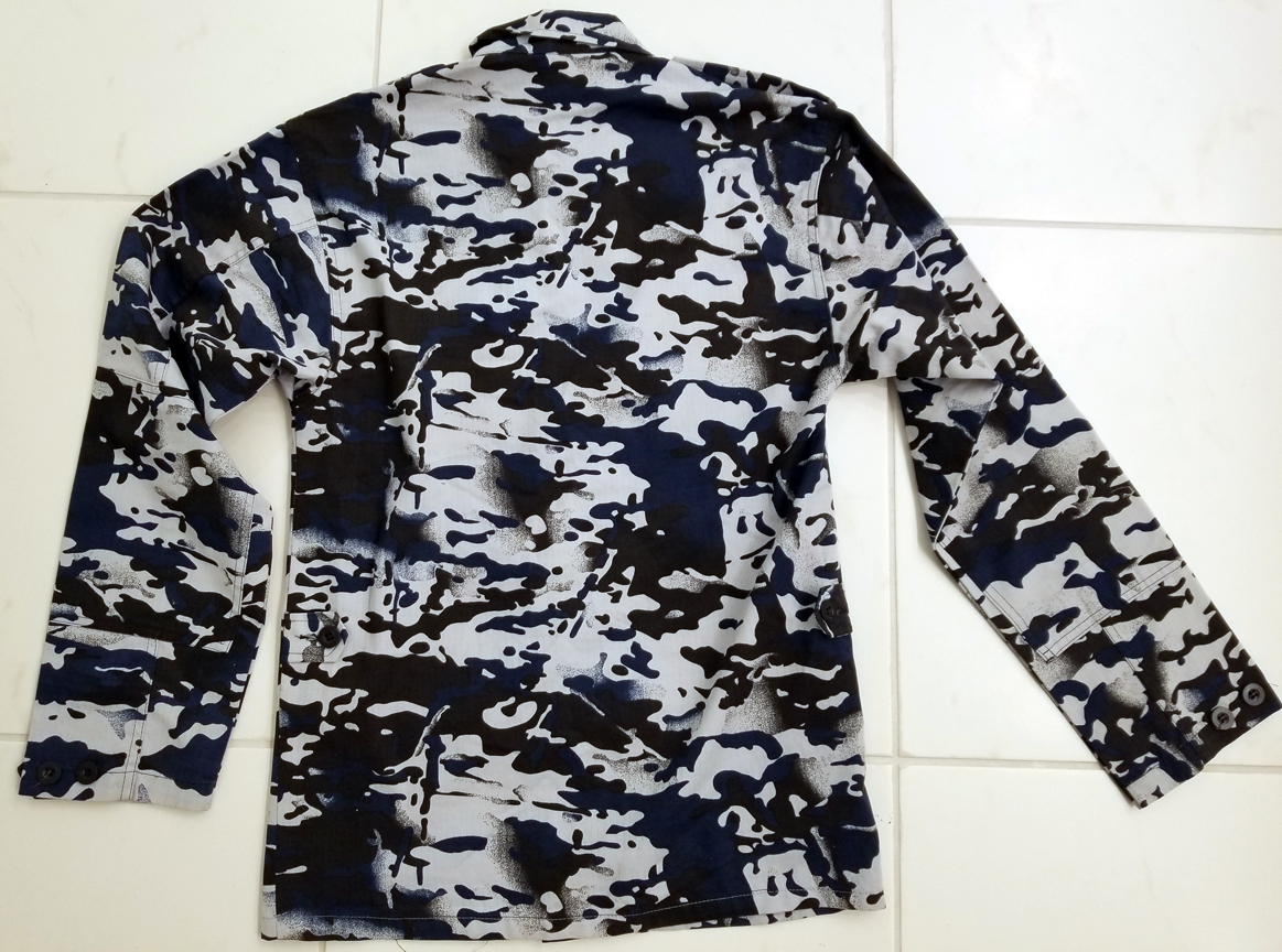 Jordan - Public Security Directorate (PSD) Camouflage Uniform 46239886452_5288fbff21_o