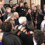 Press Conference for Rosa & Interfaith Vigil