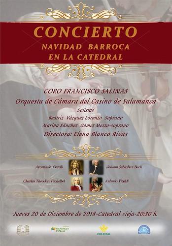 Coro Francisco Salinas Salamanca.