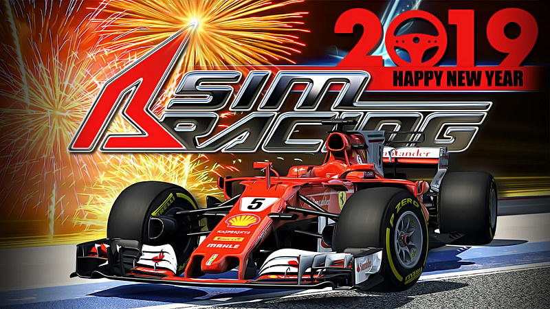 Happy New Year From Bsimracing