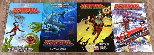 Deadpool 1-4