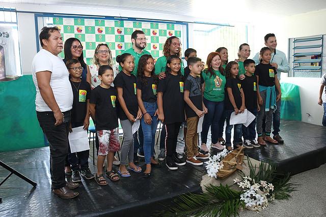 Prefeitura realiza a abertura do ano letivo de escolas municipais do Rio Negro