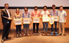 UNESCO Hackathon Winners - FOSSASIA Summit 2019