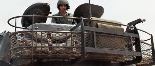 024_24 M60A1 Patton Tank 'Aggravated' 8/1967