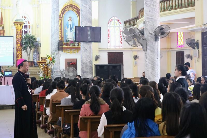 SVCG Vinh: Giới trẻ, Đức tin và Phân định ơn gọi