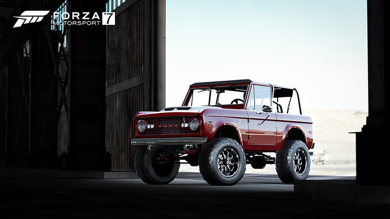 1975 Ford Bronco Barrett-Jackson Edition