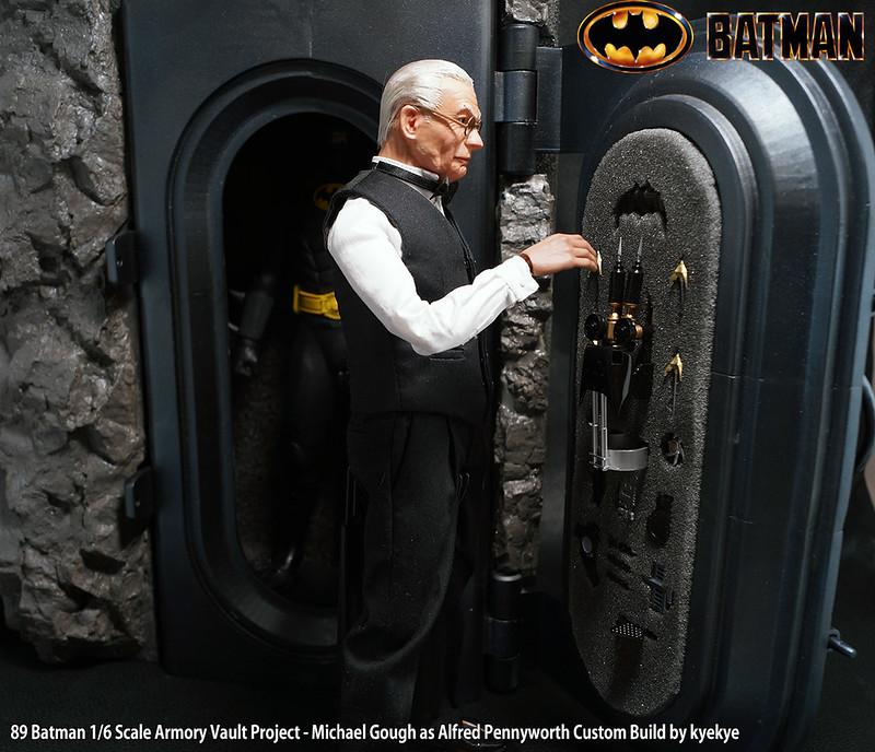 1/6 Scale 89 Batman Armory Custom (3D Print) 46782804952_79fc348ddf_c