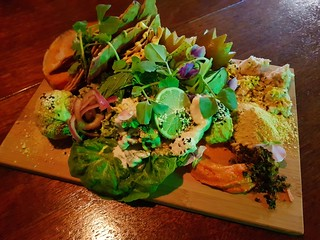 Grazing Board at Greenhouse Canteen South Brisbane