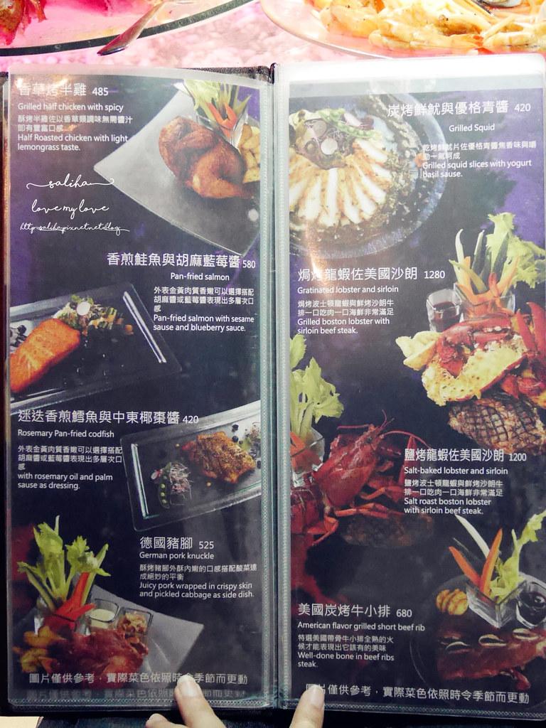 台北陽明山必吃夜景餐廳美食THETOP屋頂上食記心得價位 (3)