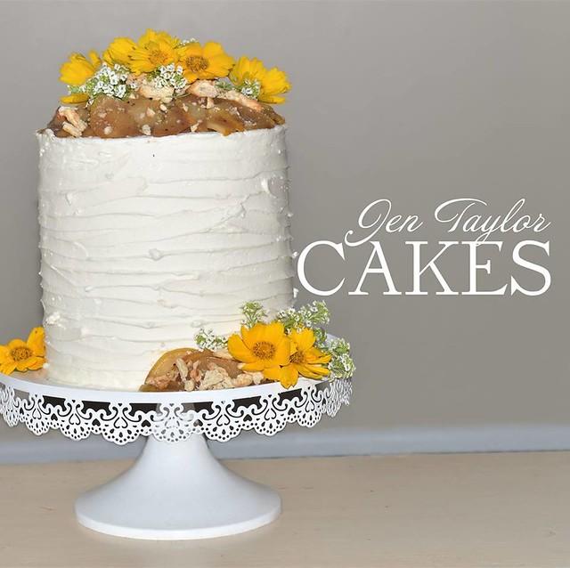 Cake by Jen Taylor Cakes