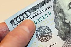 Did Someone Lose A $100??  :)