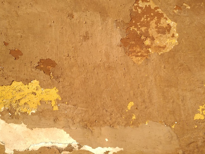 Orange Wall Texture #1