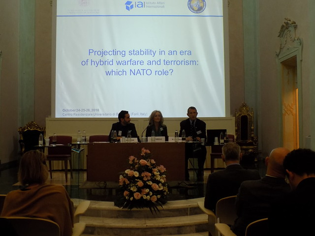 Projecting stability in an era of hybrid warfare and terrorism: which NATO role?