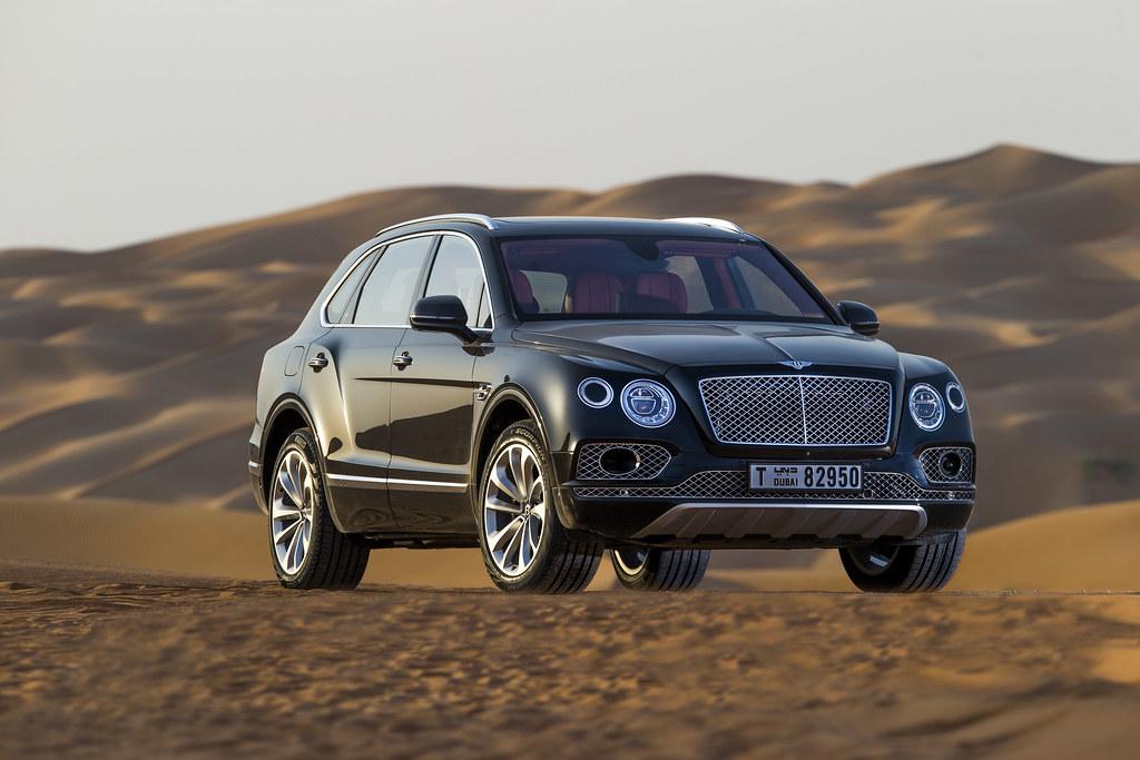 Comprar Bentley Bentayga