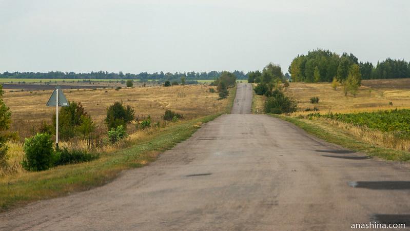 Дорога, Воронежская область