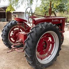 Farm Tractor 7540