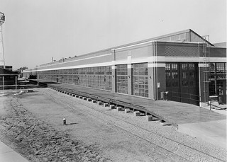 1936-FORD-Dallas-Assembly-branch-west-side-of-building-Ford Motor Co Archives