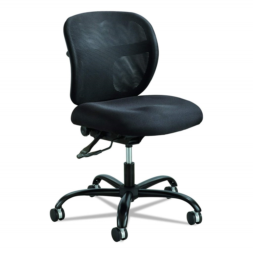Top modern armless office chairs for you - Image 3
