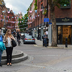 Seven Dials 的形象. london westminster coventgarden sevendials street pano july 2017