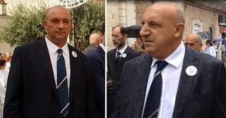 Paolo Montanaro e Dino Nanna
