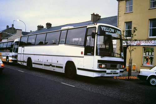 McAnulty (Yellow Line), Warrenpoint GBZ 6404 (originally A900 KAH)