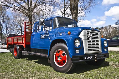 International Loadstar 1600 Truck 1965 (1714)