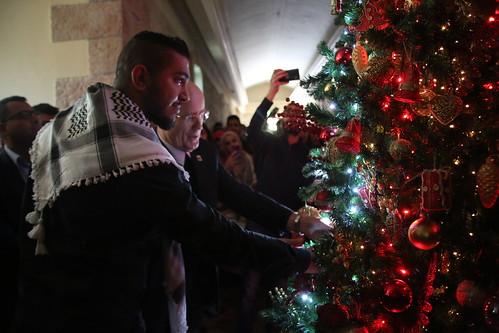 Annual Christmas Tree Lighting Ceremony Bethlehem University