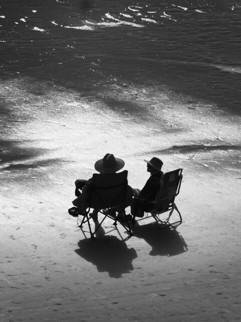 Somewhere on a Beach, Fujifilm X-S1