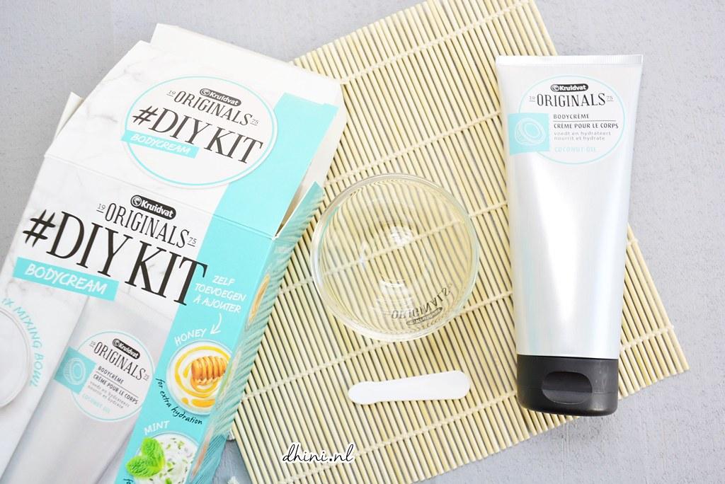 Kruidvat #DIYKit Body cream